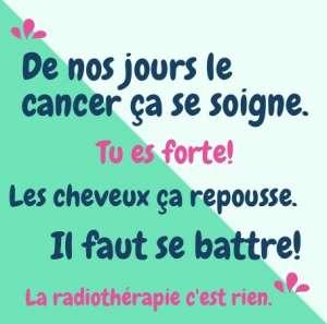 réaction maladroite des proches et famille chimiothérapie radiothérapie effets secondaires