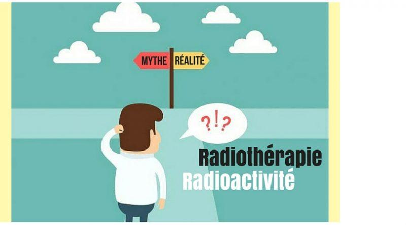 Est-ce que la radiothérapie rend radioactif