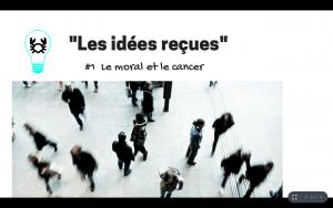 moral stress et cancer idées reçues