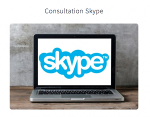 psychologue skype